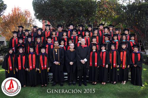 Egresa la Generación 2015 del CIW