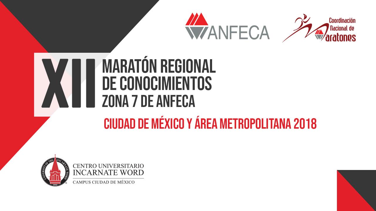 Alistan el 12 Maratón de Conocimientos ANFECA