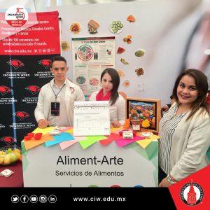 Alumnos de Incarnate Word obtienen primer lugar en Feria de Emprendedores de la UNAM