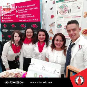 El proyecto ganador fue asesorado por los coordinadores de las licenciaturas en Administración y Negocios Internacionales, Francisco Torres y Abraham García, respectivamente.