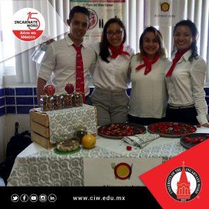 La Universidad Incarnate Word obtuvo el primer y segundo lugar durante su participación en la XII Expo Nacional Emprendedora