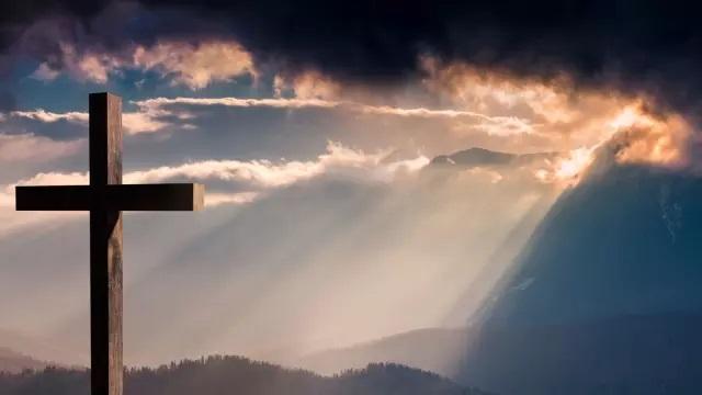 Viernes Santo, el viacrucis de Jesús