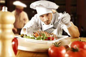 Un gastrónomo es un apasionado por la cocina