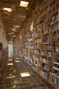 """Librerías """"Alejandro Rossi"""" de EDUCA"""