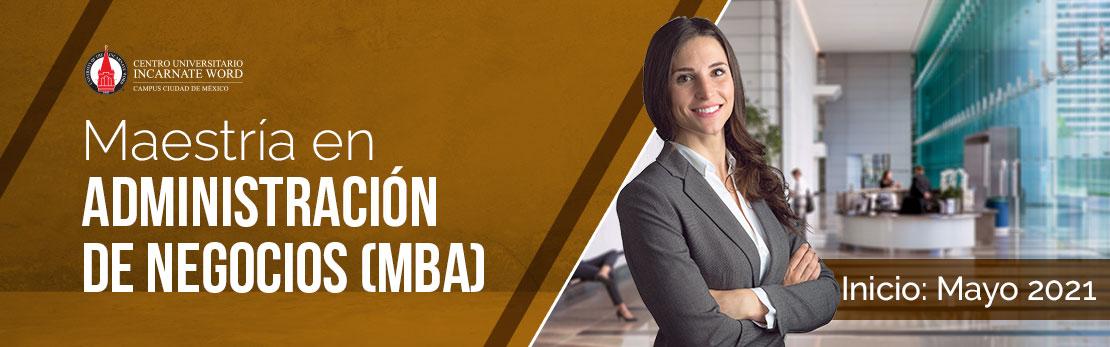 Maestría en Administración de Negocios (MBA)
