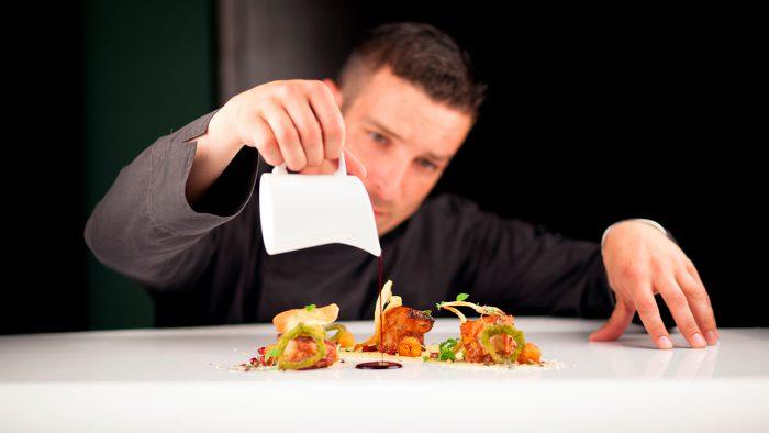 Alumnos de Gastronomía Internacional