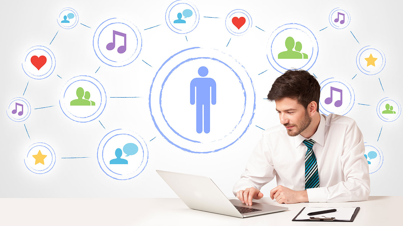 Las redes sociales para reclutar personal y buscar empleo